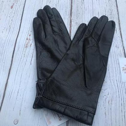 Leather Gloves, Women's Leather Glo..